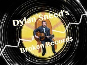 """Dylan Sneed's """"Broken Records"""" performance will be at Retrofit on January 25, 2019, at 8p!"""