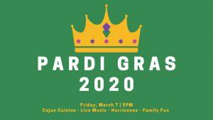 Pardi Gras at Retro March 6 2020