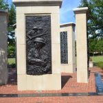 Veteran's Memorial and Veteran's Walk